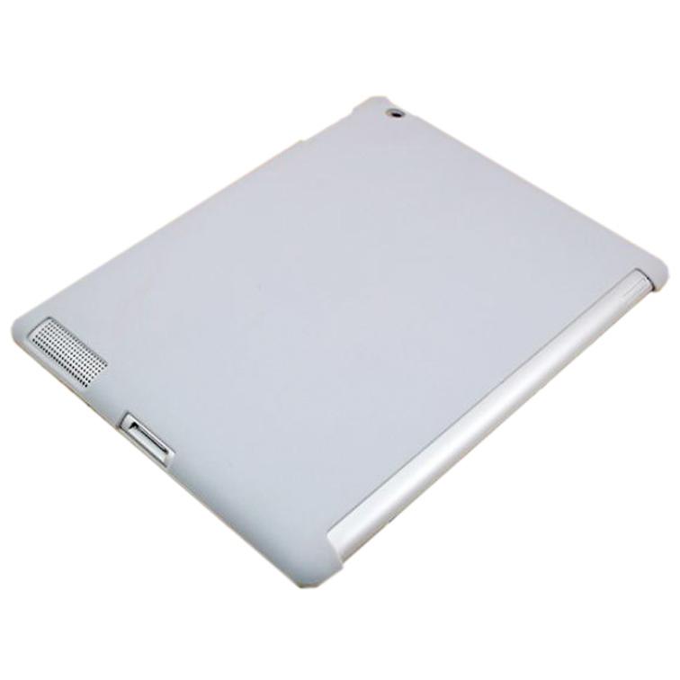 Smart Cut – Soft (Vit) iPad 3 / iPad 4 Skal