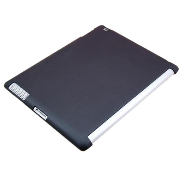 Smart Cut – Mjukt (Svart) iPad 3 / iPad 4 Skal