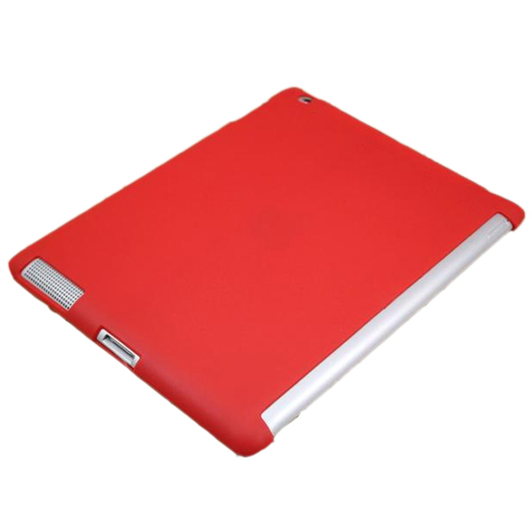 Smart Cut – Soft (Röd) iPad 3 / iPad 4 Skal