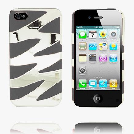 Engage (Mörkgrå) iPhone 4 Skal