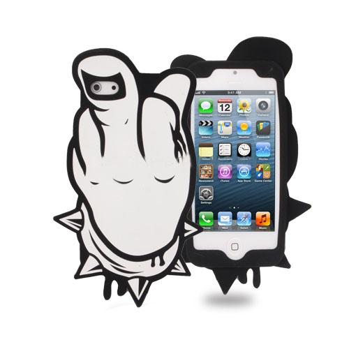 Rock'n Roll (Två) iPhone 5S Skal