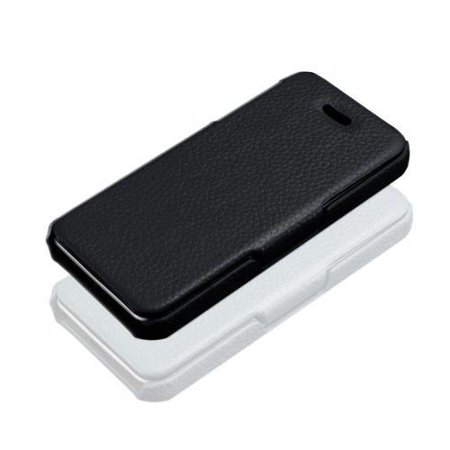Prestige (Svart) iPhone 5/5S Genuint Läderfodral