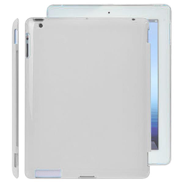 CandyColor Hard Shell (Vit) iPad 3 Skal