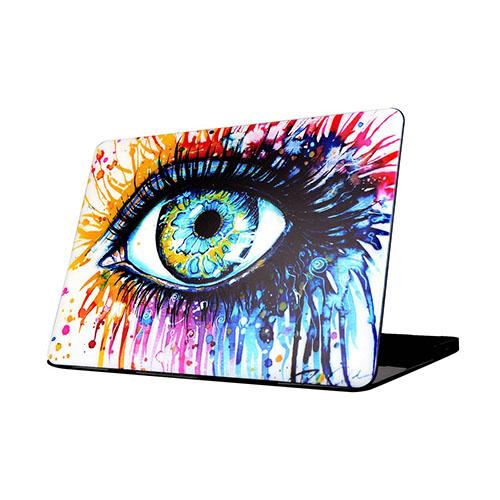 Westergaard Macbook Air 13.3 tum Skal – Färgstarkt Öga