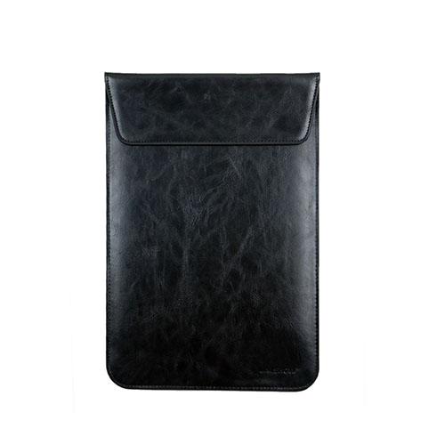 J.M.Show Läderväska för Macbook Pro 15.4″ – Svart