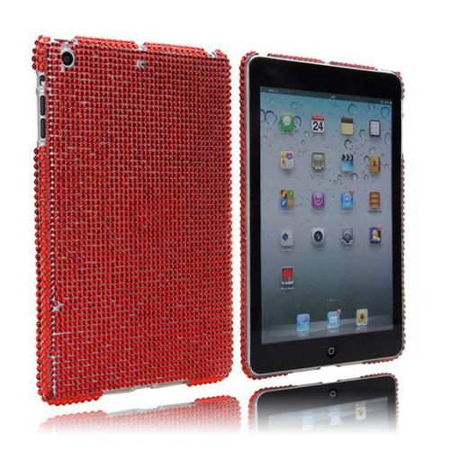 Diamond Drops (Röd) iPad Mini Skal