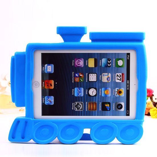 MyTrain (Blå) Ultrasäkert iPad Mini Skal