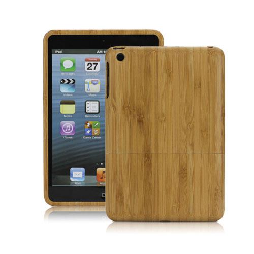 Bamboo (Brun) iPad Mini Skal av Äkta Bambu