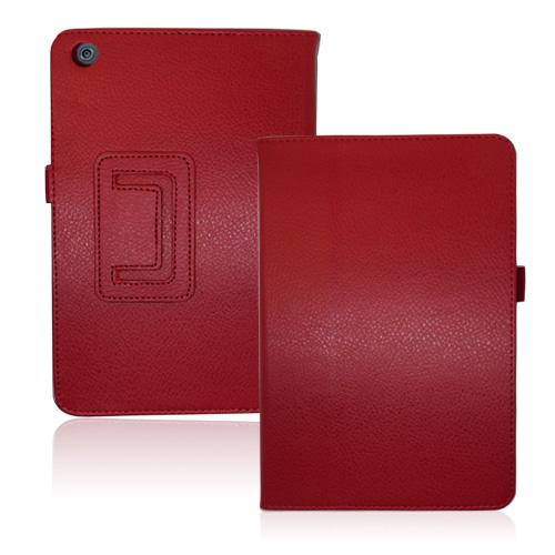 Wall Street (Röd) iPad Mini Fodral