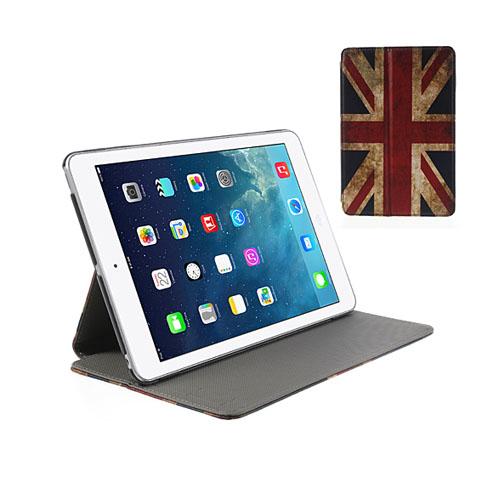 Retro Flag (Union Jack) iPad Mini Läderfodral