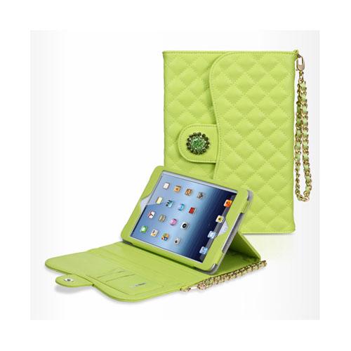 Takefans Rhombus (Grön) iPad Mini Fodral