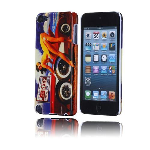 Retro (Bilflicka) iPod Touch 5 Skal