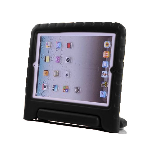 Kinder (Svart) Ultrasäkert iPad Skal