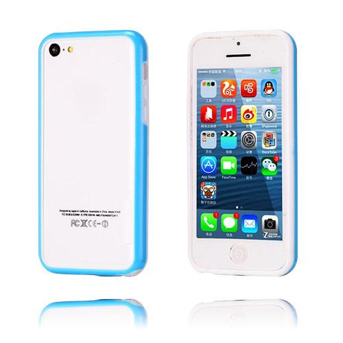 iBumper (Blå/Vit) iPhone 5C Bumper