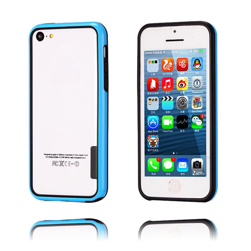 iBumper (Blå/Svart) iPhone 5C Bumper