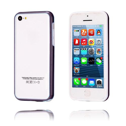 iBumper (Svart/Vit) iPhone 5C Bumper
