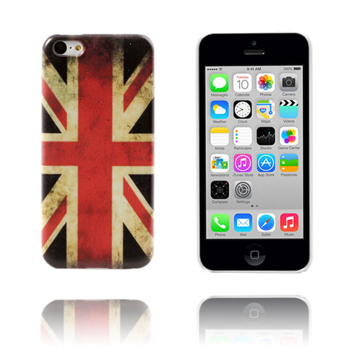 Patriot (Union Jack) iPhone 5C Skal