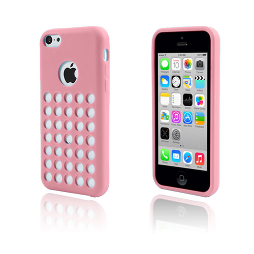 Simple (Rosa) iPhone 5C Skal