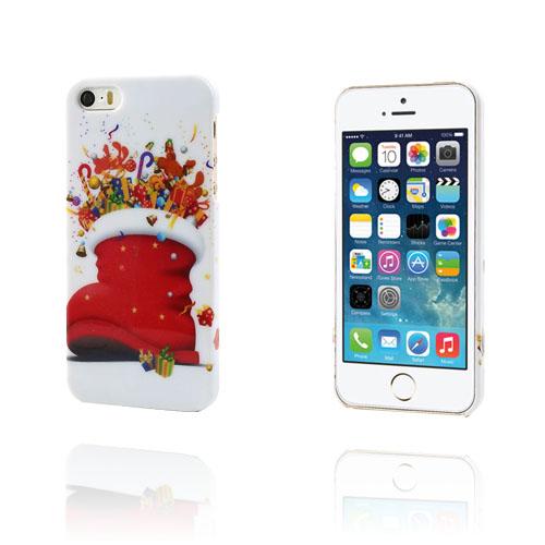 Jingle Bells (Stövel) iPhone 5 & 5S Skal