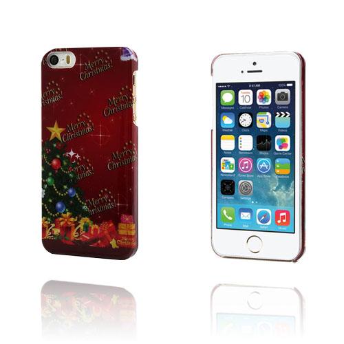 Jingle Bells (Julgran) iPhone 5 & 5S Skal
