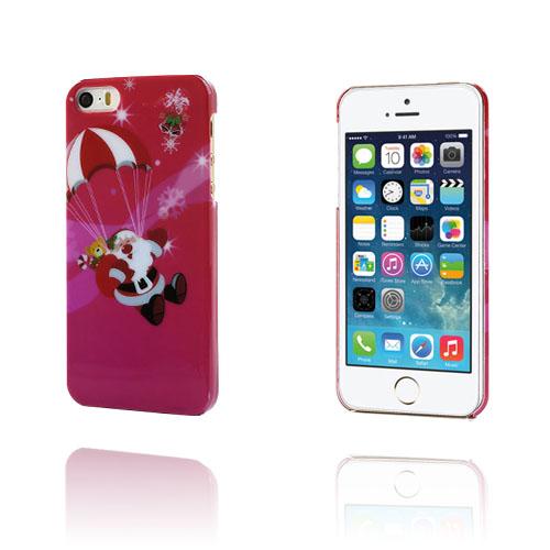 Jingle Bells (Fallskärm) iPhone 5 & 5S Skal