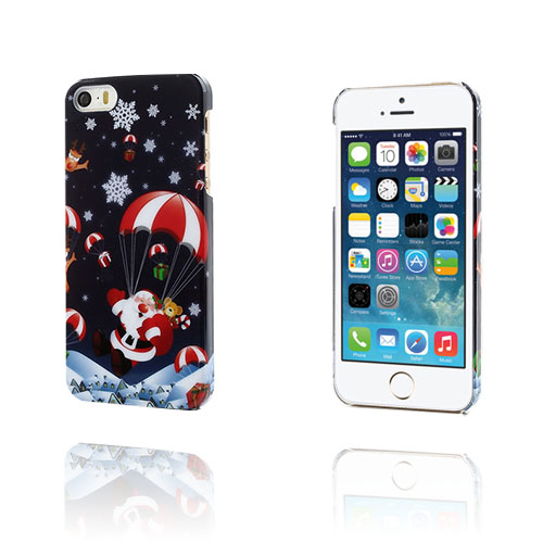 Jingle Bells (Tomte) iPhone 5 & 5S Skal