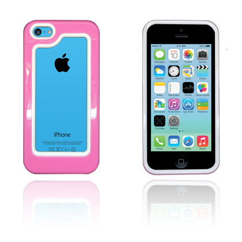 Great Barrier (Rosa) iPhone 5C Bumper