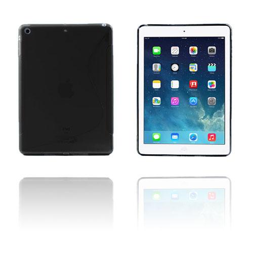 S-Line (Svart) iPad Air Skal