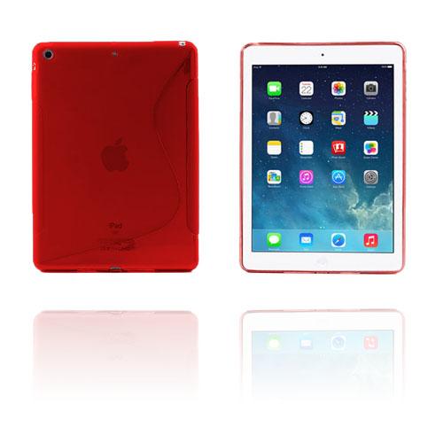 S-Line (Röd) iPad Air Skal