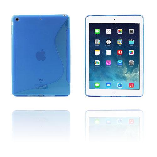 S-Line (Blå) iPad Air Skal