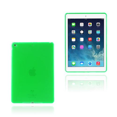 GelCase (Grön) iPad Air Skal