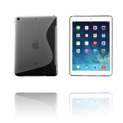 S-Line (Transparent) iPad Air Skal