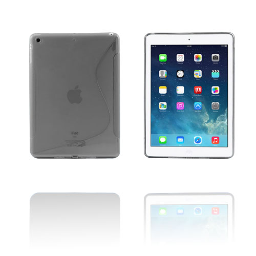 S-Line (Grå) iPad Air Skal