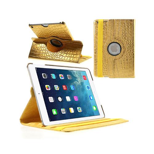 Disco (Guld) iPad Air Läderfodral