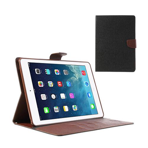 Mercury (Svart/Brun) iPad Air Läderfodral