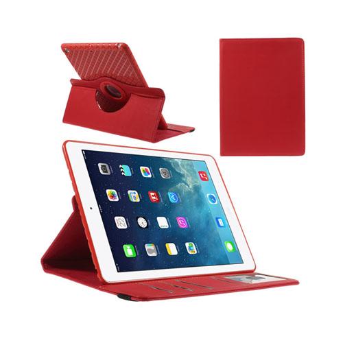 Jessen (Röd) iPad Air Rotatory Stativ
