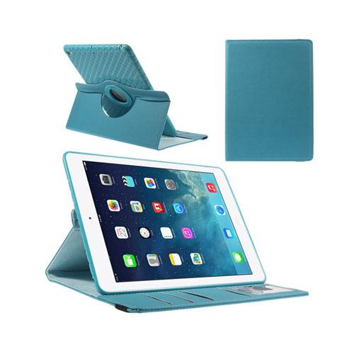 Jessen (Ljus Blå) iPad Air Rotatory Stativ