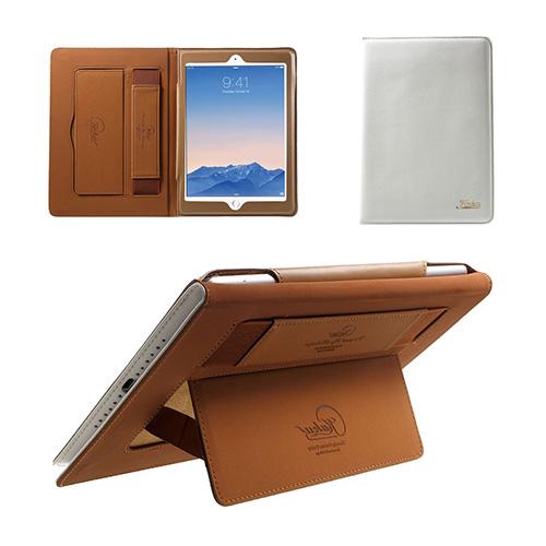 Kakusiga (Vit) iPad Air Flip-Fodral