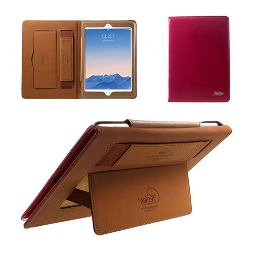Kakusiga (Knallrosa) iPad Air Flip-Fodral