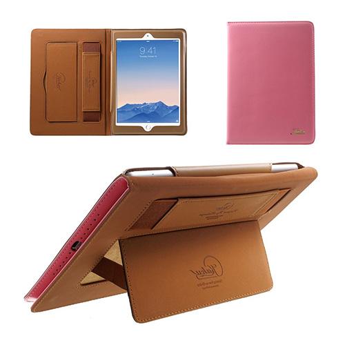 Kakusiga (Rosa) iPad Air Flip-Fodral