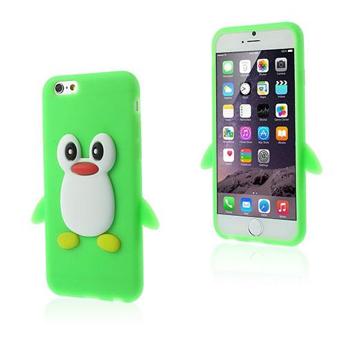 Pengui (Grön) iPhone 6 Skal