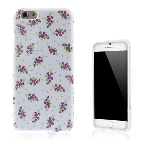 Westergaard (Lila Blommor) iPhone 6 Skal