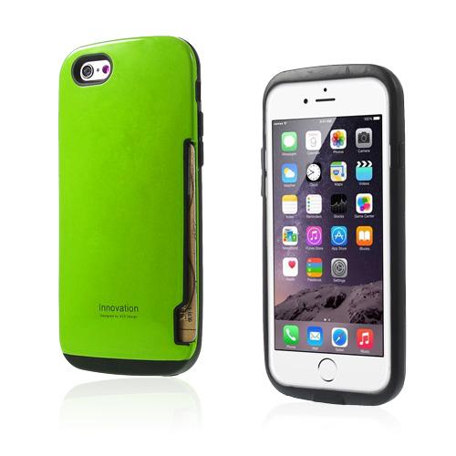 Faurby (Grön) iPhone 6 Skal