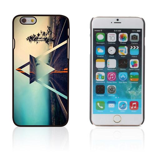 Persson (Triangel & Väg) iPhone 6 Skal
