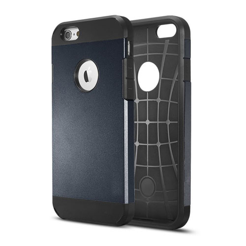 Grandell (Mörkblå) iPhone 6 Skal