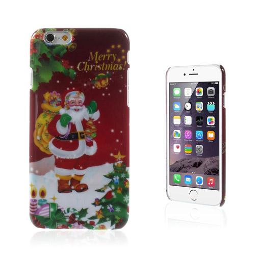 Christmas (God Jul Tomten) iPhone 6 Skal
