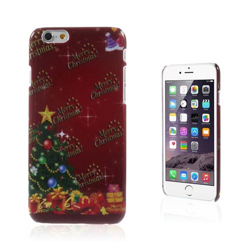 Christmas (Julgran & Presenter) iPhone 6 Skal