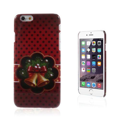 Christmas (Bjällra & Polka Prickar) iPhone 6 Skal