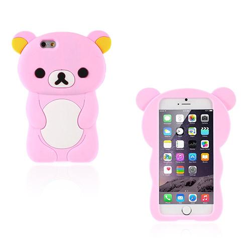 Teddy (Rosa) iPhone 6 Skal