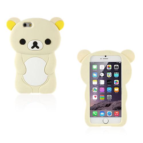 Teddy (Beige) iPhone 6 Skal